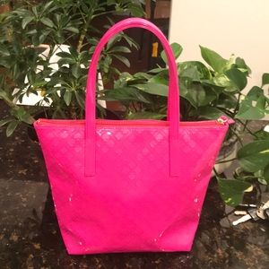 kate spade Bags - Kate spade small hot pink tote